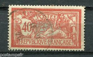 France-1900-Stamp-Classic-119-Merson-Obliterated-Pack-02-VF-Classic-Stamp