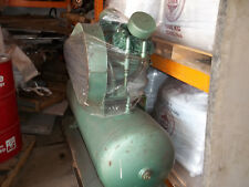 75 Hp 120 Gallon Horizontal Air Compressor 2 Stage
