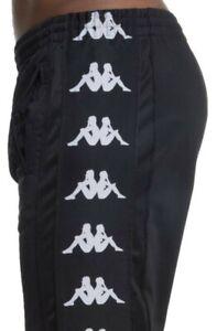0e05532031 KAPPA 3031IM0 222 Banda 10 Alen Track Pants BLACK | eBay