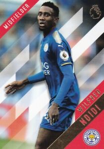 2017-18-Topps-Premier-League-or-Football-Cartes-a-Collectionner-63-Wilfred