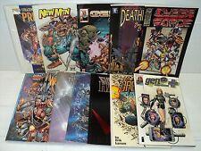 Image TPB MEGA SET! Cyber Force, Savage Dragon, more! 12 TPB comics (bd11289)