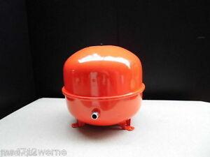 Das Bild Wird Geladen 35 Liter Ausdehnungsgefaess Rot Fuer Heizung Ol Gas