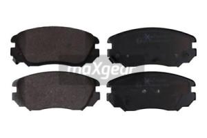 Scheibenbremse für Bremsanlage Vorderachse MAXGEAR 19-2155 Bremsbelagsatz