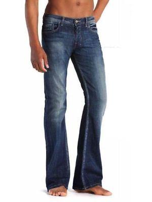 LTB Herren Jeans Tinman dark blue Bootcut NEUWARE  in  L30 L32 L34 L36