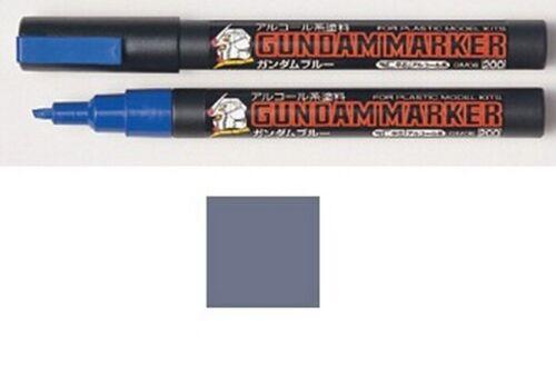 Gundam Marker GM13 Mecha Grey Pen GUNPLA Pennarello Grigio Mecha GSI CREOS