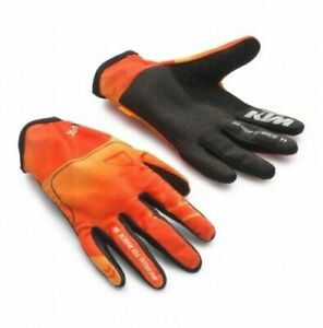 KTM-Kids-Pounce-Glove-Off-Road-Motocross-Motorcycle-Gloves-New