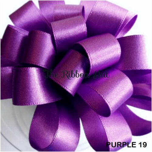 5mm Berisfords Double Satin Ribbon 31 Colours 5Mtr Lengths Free P /& P