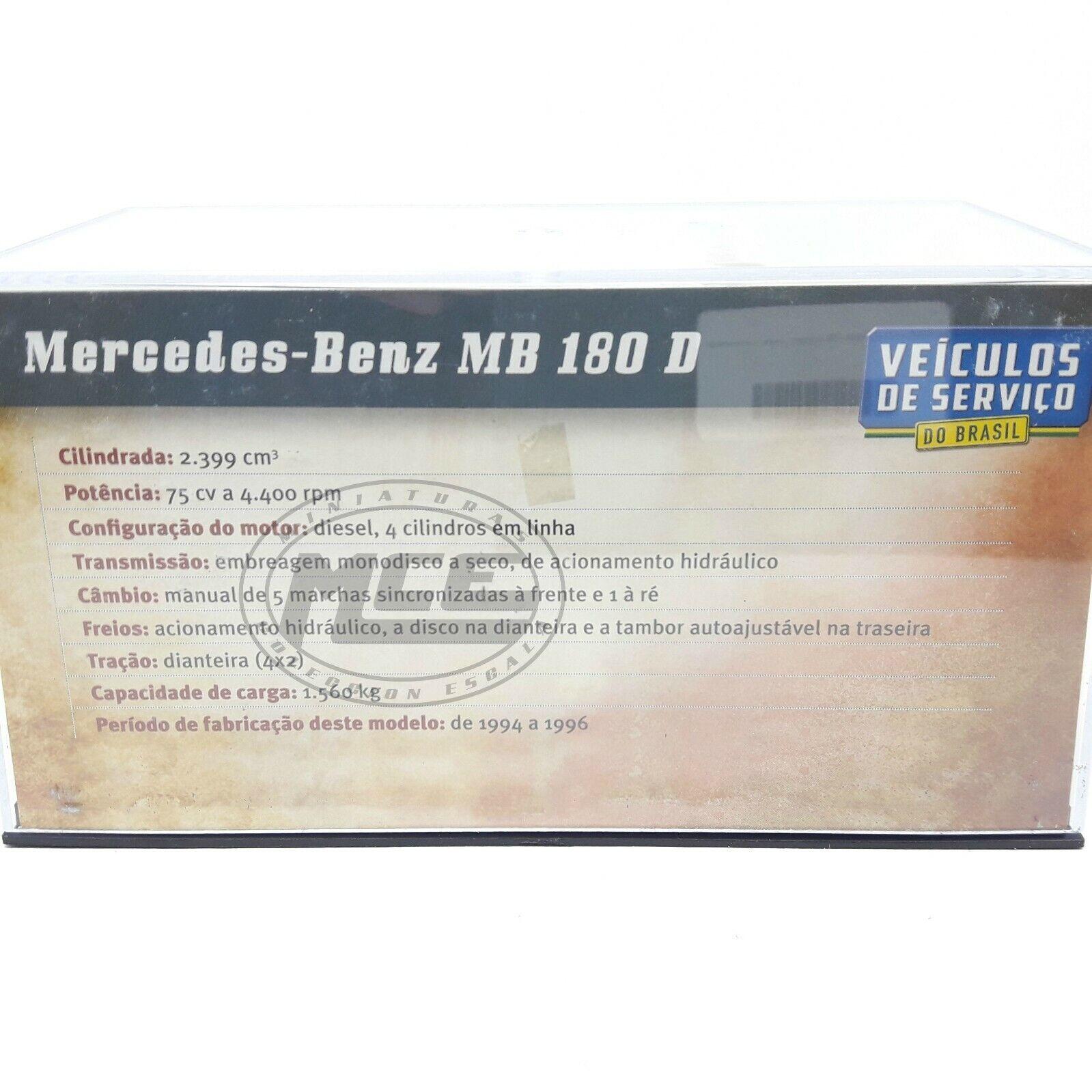 1 43 MECEDES-BENZ MB 180 2.4 AMBULANCIA 1995 VEHíCULOS VEHíCULOS VEHíCULOS SERVICIO BRASIL 5f2f0c