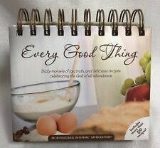 Christian Scripture Perpetual Calendar Every Good Thing Day Spring Recipes Jesus