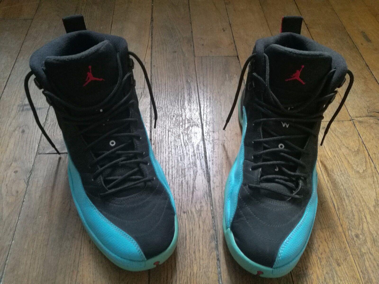 Nike XII Air Jordan 12 Retro XII Nike Gamma Bleu  Taille 44 EU / 1806fb