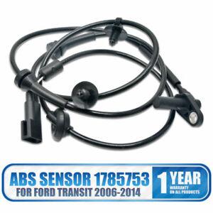 FOR-FORD-TRANSIT-MK7-ABS-WHEEL-SPEED-SENSOR-06-14-FRONT-LEFT-RIGHT-AWS-186
