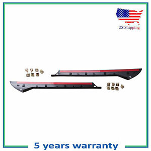 For 11-19 Ford Explorer Left Driver Side Windshield Molding Pillar Trim Moulding