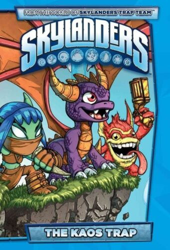 1 of 1 - Skylanders: The Kaos Trap, Marz, Ron, Very Good Book