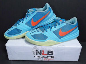 competitive price 0cf59 a481b Image is loading Nike-Kobe-Mentality-705387-400-Clearwater-Bright-Crimson-