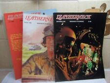 Leatherneck Magazine of the Americal Marines-(3) July,August,September 1986