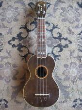 1930s Gibson Style 3 Ukulele model 3 III vintage pre war uke