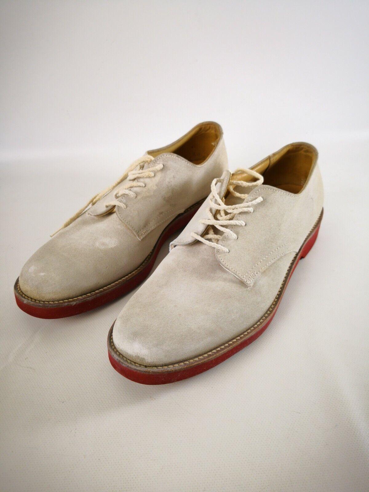 Kupit Austin Reed Suede Leather White Shoe Mens Size Na Aukcion Iz Ameriki S Dostavkoj V Rossiyu Ukrainu Kazahstan