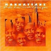 The Manhattans - That's How Much I Love You (2015)