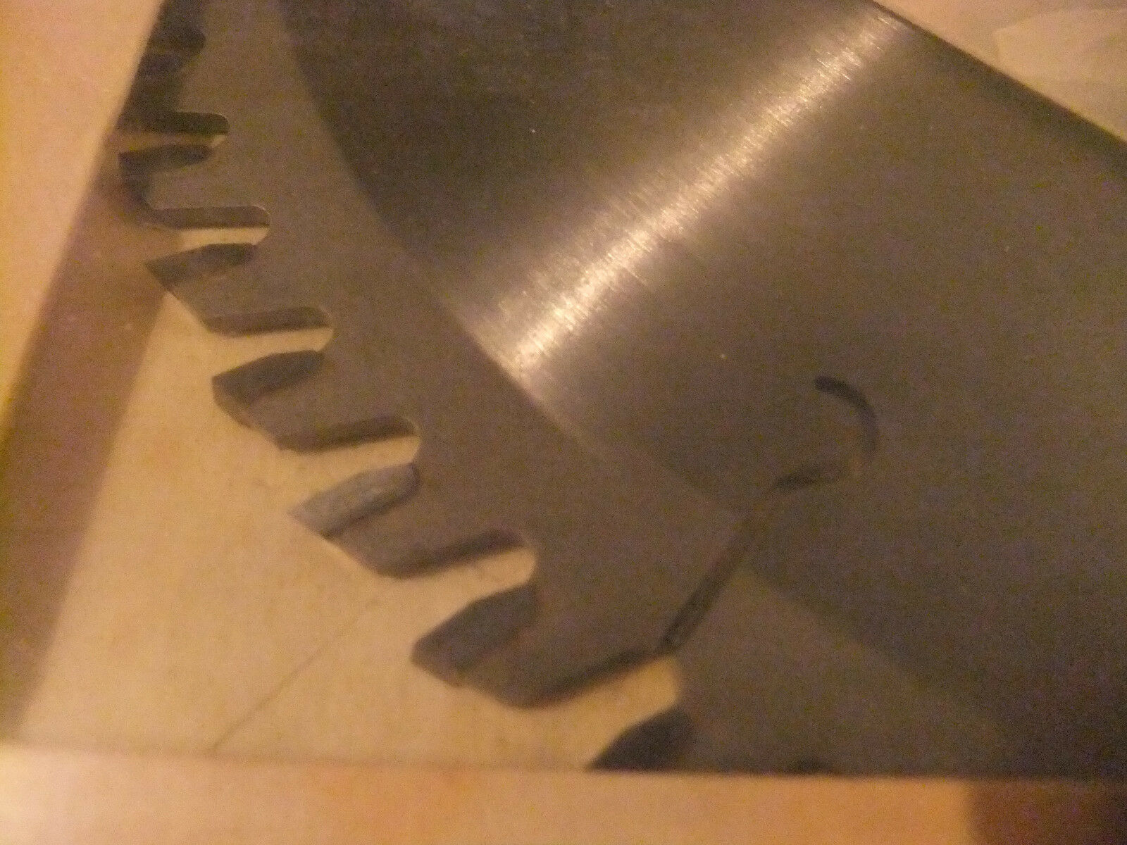 Stehle 230mm x 64 ATB x 30mm TCT wood wood wood cutting saw blade. Holzher 2118 2120 8284a6