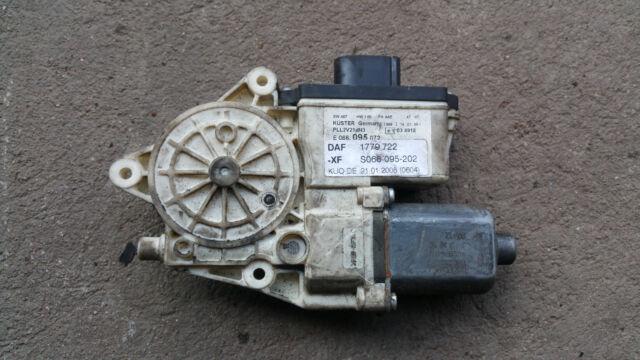 DAF Xf105 Euro 5 Window Mechanism Engine Motor 1779722