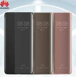 Für Huawei Genuine Smart View Flip Cover P30 P30 Pro Schutzhülle Case Cover Neu