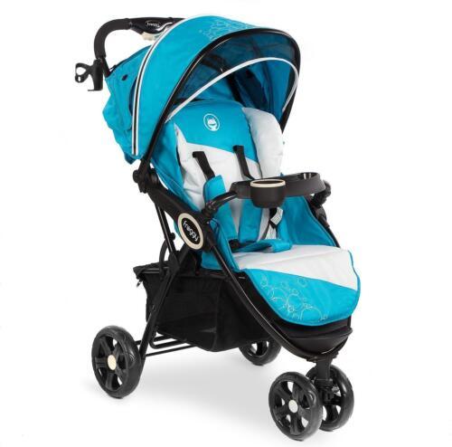 Froggy® Kinderwagen Buggy Sportwagen Baby Kinder Wagen Farbauswahl