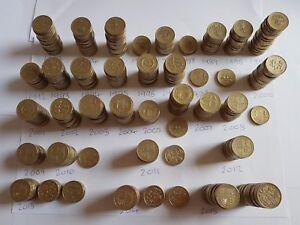 Ancien Rond £ 1 Lb (environ 0.45 Kg) Pièces 1983 - 2017 Round £ 1 British Coin Chasse-afficher Le Titre D'origine Kdyjih9b-07225945-131275212