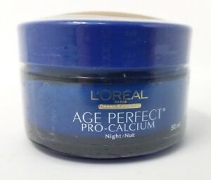 L-039-Oreal-Dermo-Expertise-Age-Perfect-Pro-Calcium-Night-1-7-oz-50-mL-NEW-SEALED