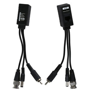 3-in-1-Plug-BNC-Male-to-RJ45-Audio-Video-Power-Balun-Transceiver-for-CCTV-Cam-WS