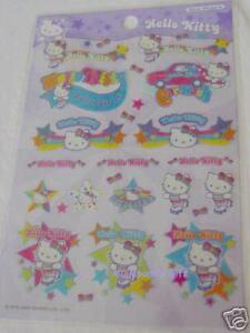 New-SAnrio-Hello-Kitty-Stickers-Star-28-PCS-QQ