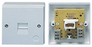 TELEPHONE-SOCKET-BT-EXTENSION-SLAVE-SURFACE-EASY-FIT-SCREW-TERMINALS