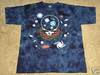 Grateful Dead Space Your Face Sd S, M, L, Xl, 2xl, 3xl, 4xl Tie Dye T-shirt