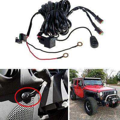 Wiring Harness Off Road Lights - Wiring Diagrams Recent on