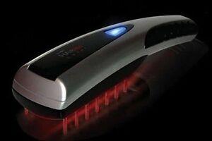 Image Is Loading Viatek Hairpro Luxor Laser Comb Hair Loss Brush
