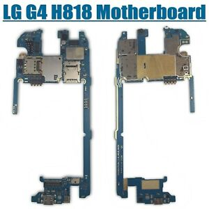 Dual Card Original Mainboard Motherboard For LG G4 H818 32GB