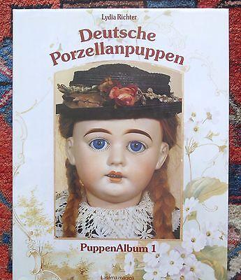 Buch über Deutsche Porzellanpuppen Für Sammler Und Liebhaber Von Lydia Richter Mit Traditionellen Methoden