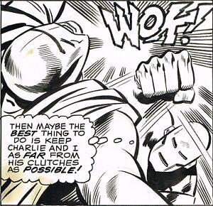 Iron Man 20 page 27 Silver Age George Tuska, Mike Esposito (as Joe Gaudioso)