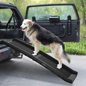 Dog Ramp For Truck >> Pet Safety Ramp Outdoor Indoor Pets Dogs Old Sick Non Slip Arthritis