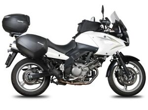 Support-valises-laterales-SHAD-SUZUKI-3P-SYSTEM-V-Strom-650-bagages-VSTROM