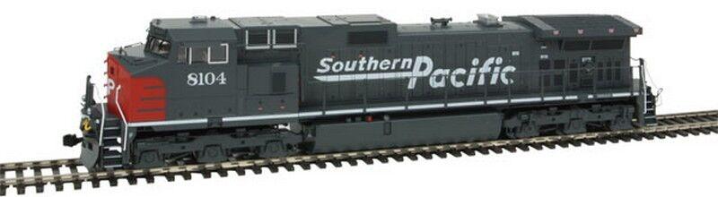 Escala H0 - Kato Locomotora Diesel Ge C44-9W Southern Pacific -- 37-6631 Nuevo