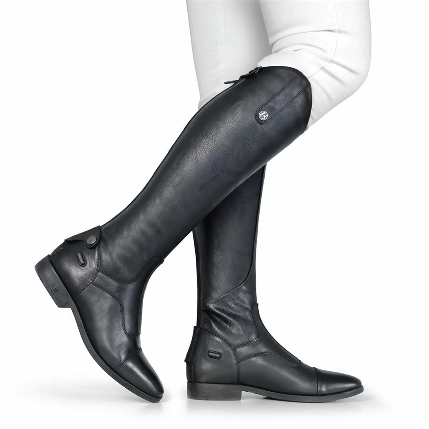 Zapatos, calzado, cremallera, equitación de caucho