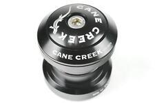 "Soma Sealed Bearing Threadless 1/"" Headset Black 25.4mm crown race;Made by Tange"