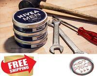 NEW NIVEA MEN CREAM Creme Face Body & Hands moisturiser dry skin Top Price