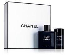 CHANEL BLUE De CHANEL 2 Piece Gift Set (3.4 oz Eau De Parfum + 2 oz Deodorant)