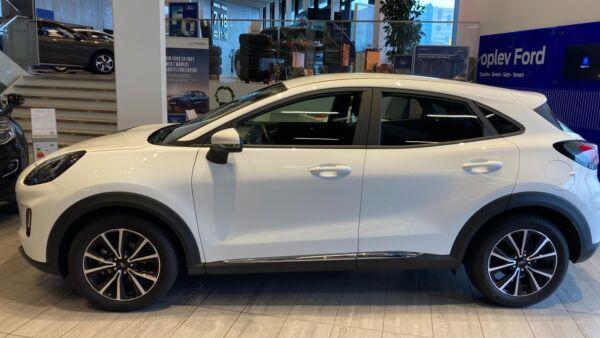Ford Puma 1,0 EcoBoost Titanium DCT - billede 1
