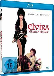 Elvira-sovrana delle tenebre-Uncut [Blu-Ray/Nuovo/Scatola Originale] Cassandra Peterson