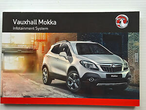 vauxhall mokka audio cd 400 mp3 navi 600 navigation operating manual rh ebay ie