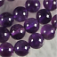 AAA++ 6mm-12mm Natural Russican Amethyst Gemstones Round Loose Beads 15/'/'
