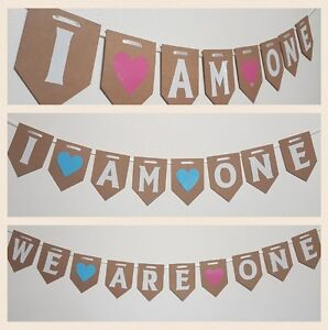First-Birthday-Bunting-Party-Decorations-Girl-boy-twin-Cake-Smash-Banner-Uk