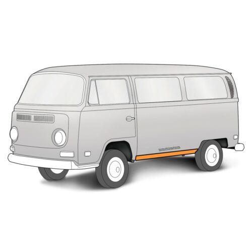 1950-1979 Volkswagen Type 2 Bus Outer Left Hand Full Length Rocker Panel 316099